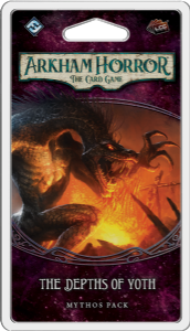 Arkham Horror: The Card Game - The Depths of Yoth Mythos Pack